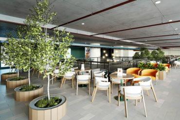 Khu ẩm thực Food Court (1)