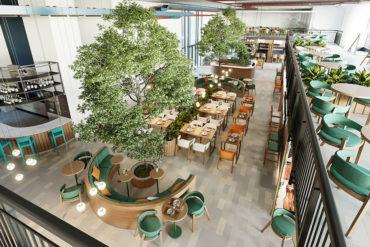Khu ẩm thực Food Court (4)