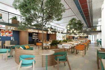 Khu ẩm thực Food Court (5)