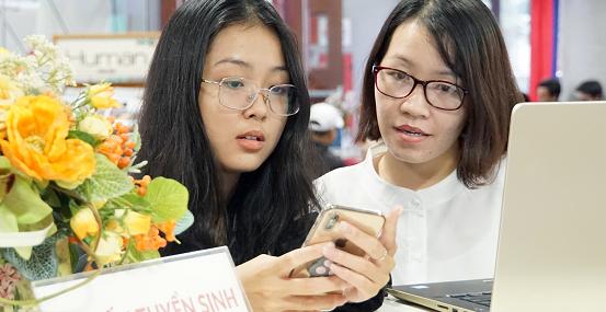 Năm 2020 Đại học Quốc tế Hồng Bàng tuyển sinh theo 6 phương thức và mở thêm nhiều ngành mới