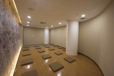 Phòng Tĩnh Tâm là góc thư giãn tại Thư Viện trường Đại học Quốc tế Hồng Bàng