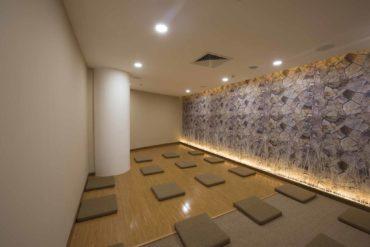 Phòng nằm tại Tầng 3 trong Thư viện trường ĐHQT Hồng Bàng