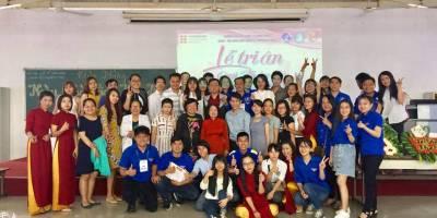 Hình ảnh kỷ niệm 35 năm ngày nhà giáo Việt Nam
