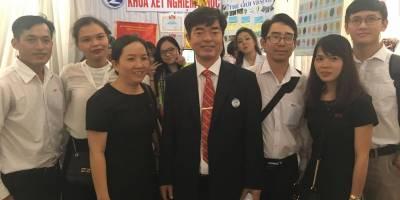 Lễ khai giảng ĐH Quốc tế Hồng Bàng 2017 – 2018