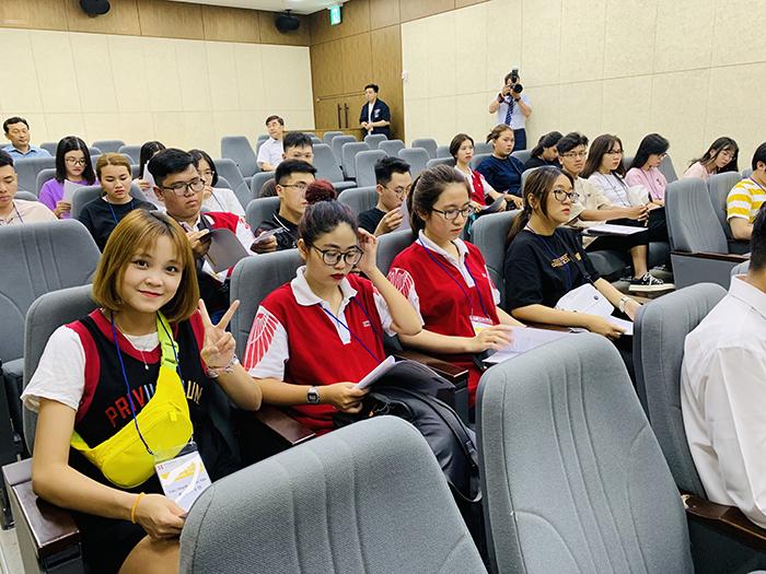 Chuyến đi BUSAN và những trải nghiệm đáng nhớ của sinh viên HIU