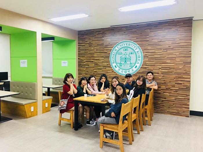 Sinh viên khóa 2017, ngành Hàn Quốc học HIU khám phá Hàn Quốc nhân chuyến du học 6 tháng