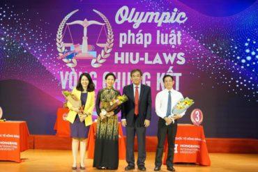 Vòng Chung kết Olympic pháp luật