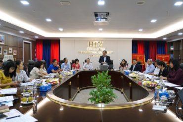 Hội nghị công bố tuyển sinh 2019-2020
