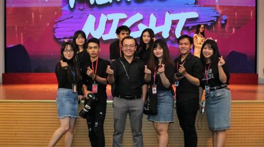 CLB dành cho sinh viên đam mê truyền thông và tổ chức sự kiện