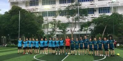Hội thao ĐH QT Hồng Bàng – thàng 6/2020