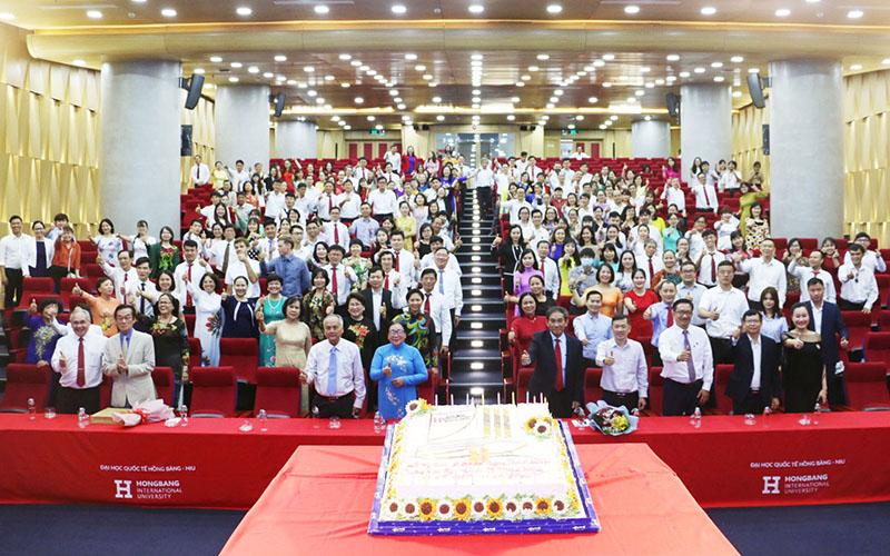 Đại học Quốc tế Hồng Bàng: 23 năm một chặng đường thành lập và phát triển