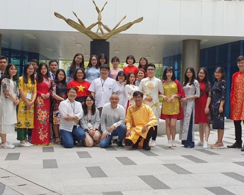 Cảm nghĩ của sinh viên sau khi tham dự Chương trình học tập ngắn hạn tại trường Đại học Dankook – Hàn Quốc