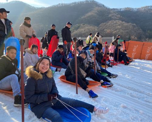 Cùng trải nghiệm chương trình hợp tác đào tạo giữa ĐHQT Hồng Bàng và trường ĐH Dankook, Hàn Quốc