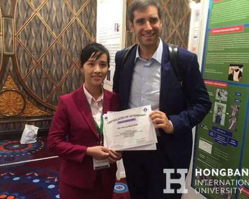 Ba đề tài nghiên cứu của giảng viên ĐHQT Hồng Bàng đạt giải Young Investigator Award