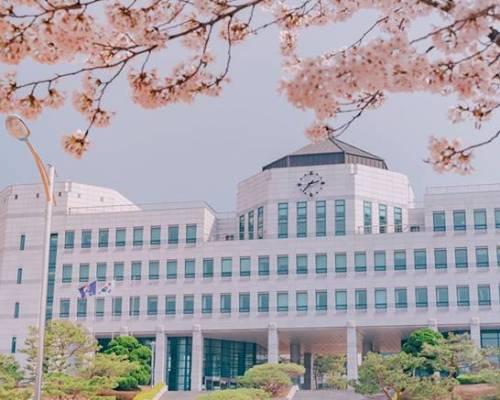 Short-term study program at Dankook University, Korea