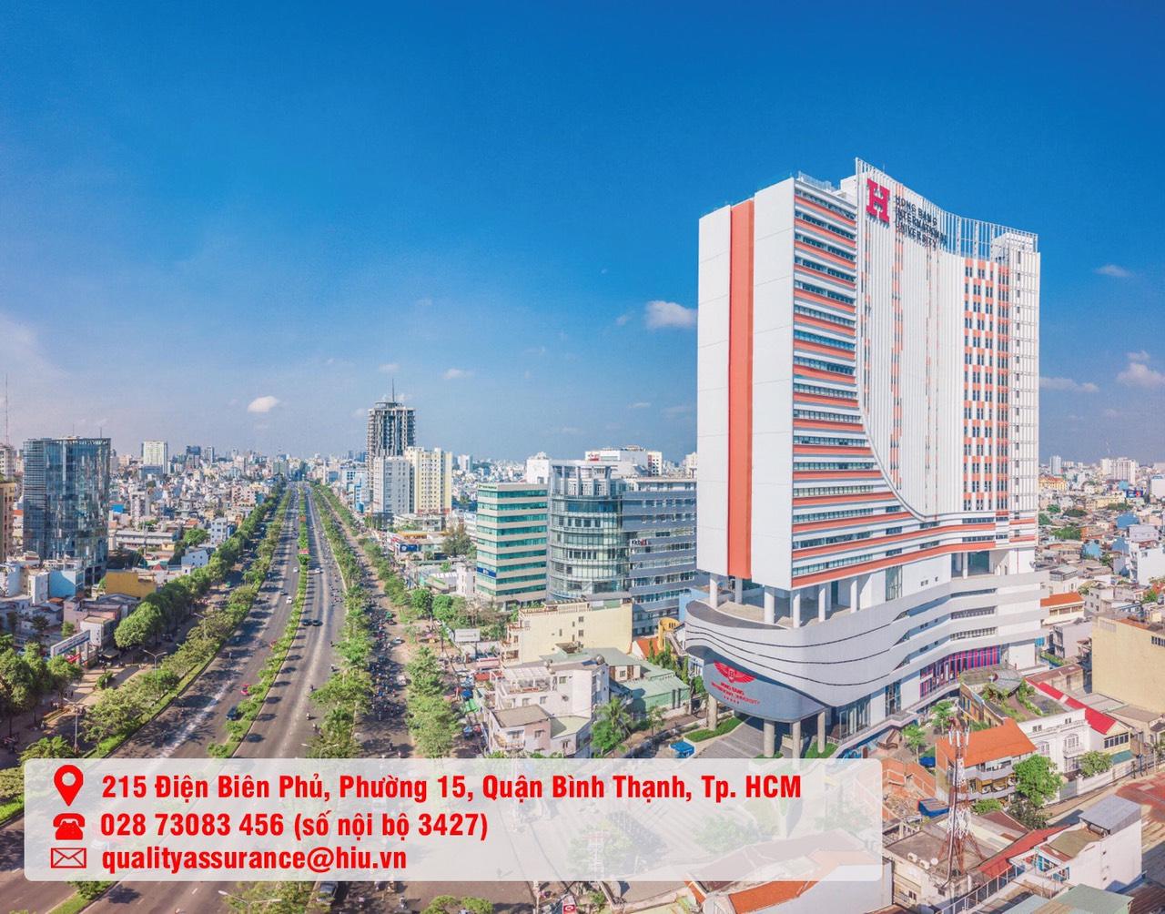 Địa chỉ: 215 Điện Biên Phủ, Phường 15, Bình Thạnh, TP. HCM