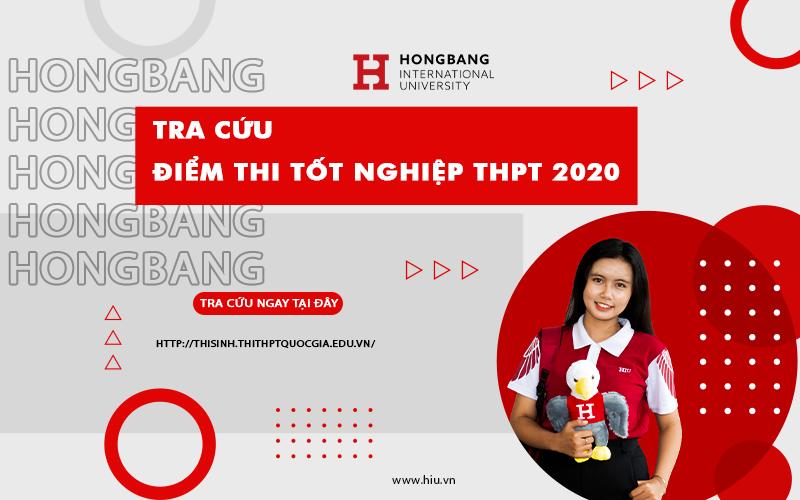 HIU hướng dẫn tra cứu kết quả thi tốt nghiệp THPT 2020