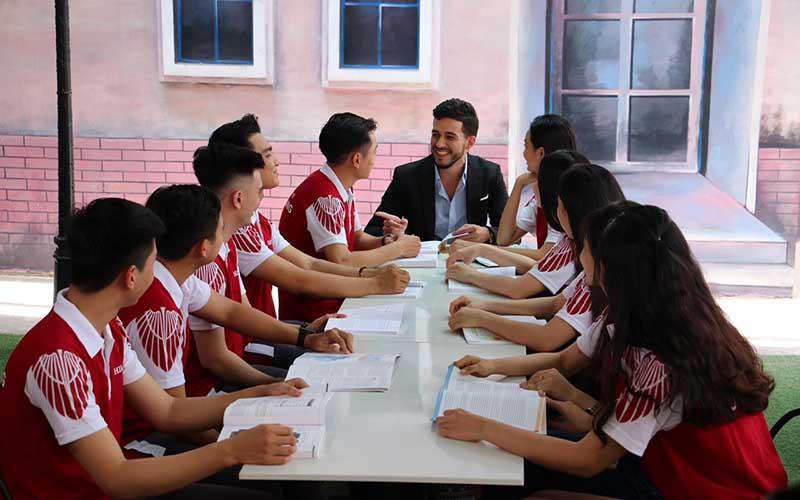 Nhiều suất học chương trình du học tại chỗ, liên kết quốc tế