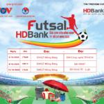 HIU FC LẦN ĐẦU THAM GIA GIẢI BÓNG ĐÁ FUTSAL HDBANK Sinh viên đồng hành thành phố Hồ Chí Minh năm 2020