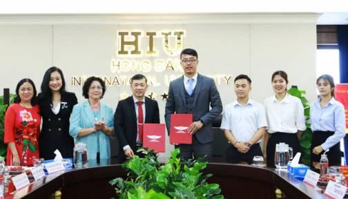 ĐHQT Hồng Bàng hợp tác cùng Công ty Sailun Việt Nam tuyển dụng nhân lực chất lượng cao cho nhiều lĩnh vực