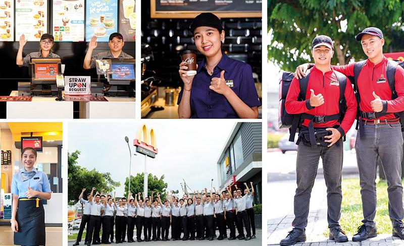 [Part time – Full time]  McDonald's™ Vietnam Tuyển Phục vụ, pha chế, giao hàng, Chăm sóc khách hàng