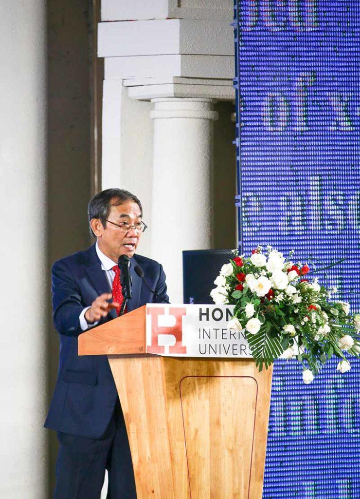 NGND.PGS.TS Hồ Thanh Phong