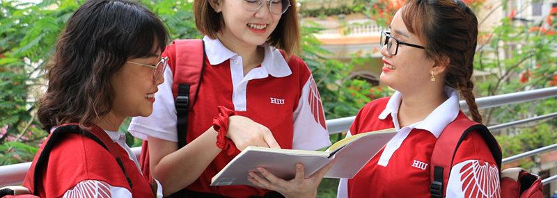 HIU công bố đề án Tuyển sinh dự kiến năm 2021