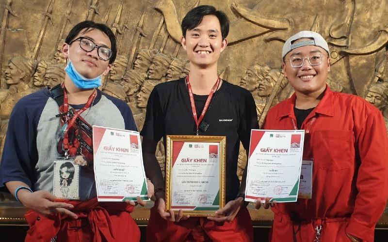 Sinh viên Kiến trúc HIU đoạt giải tại Liên hoan Sinh viên Kiến trúc toàn quốc 2020