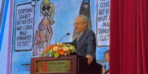 """Trường Đại học Quốc tế Hồng Bàng (HIU) tổ chức Seminar """"Tìm kiếm bản sắc văn hóa của bản thân"""""""