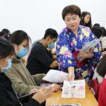 """Sinh viên Điều dưỡng HIU được doanh nghiệp """"đặt gạch"""" Internship Nhật có lương"""