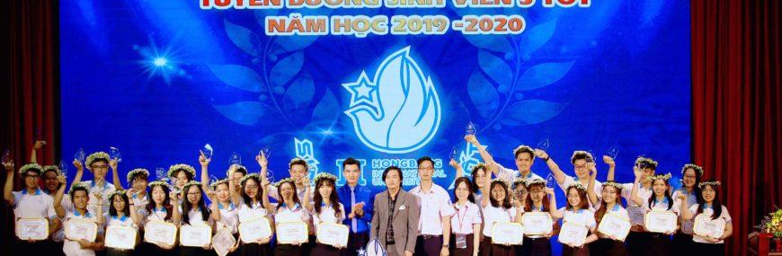 Ngày hội Hội sinh viên ĐHQT Hồng Bàng