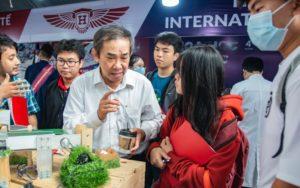 HIU nổi bật tại Ngày hội Tư vấn tuyển sinh – Hướng nghiệp 2021