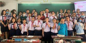 Phòng QLKH – Tổng kết hoạt động hỗ trợ học sinh Trường Chuyên Trần Đại Nghĩa nghiên cứu khoa học HK1 năm học 2020-2021