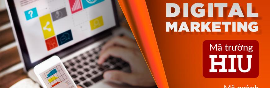 Ngành Digital Marketing Đại học Quốc tế Hồng Bàng
