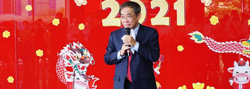 NGND PGS TS Hồ Thanh Phong