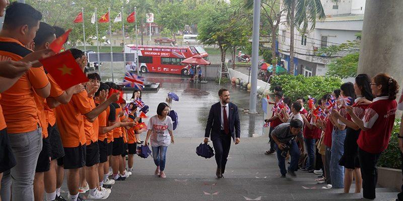 """Hành trình Giáo dục và Công nghệ Vương Quốc Anh """"UK Education and Technology Roadshow HCMC"""""""