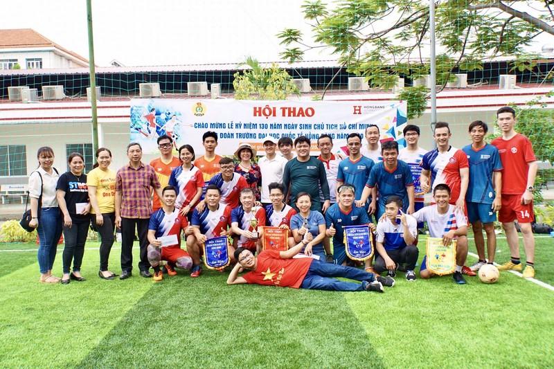 Hội thao chào mừng Lễ Kỷ niệm 130 năm Ngày sinh Chủ tịch Hồ Chí Minh (19/5/1890 – 19/5/2020)