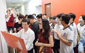Báo chí đồng loạt đưa tin về dự án sáng tạo của sinh viên HIU