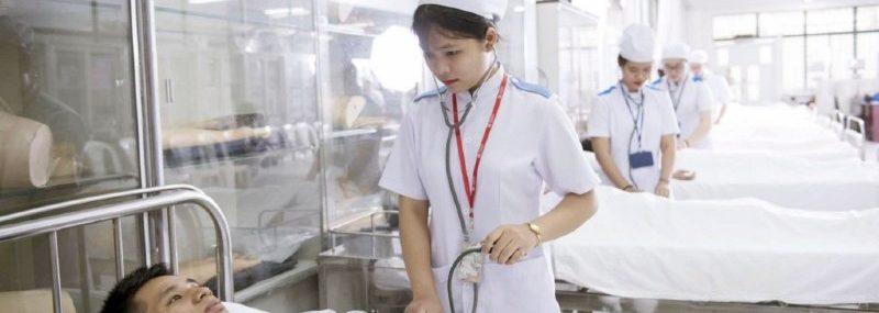 Khối ngành sức khoẻ Trường Đại học Quốc tế Hồng Bàng