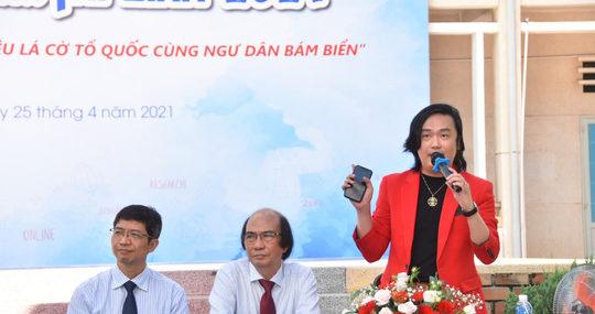 Nguyễn Việt Thái Trưởng phòng Tuyển sinh và Truyền thông HIU