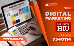 Digital marketing ngành là gì? Cơ hội việc làm của ngành này trong thời đại công nghệ 4.0
