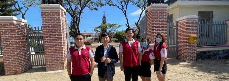 Tiến sĩ Vũ Gia Phong Trường Đại học Quốc tế Hồng Bàng