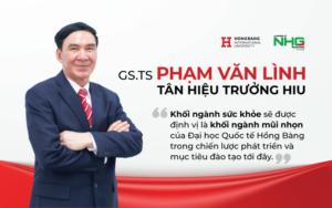 Nguyên văn bài phát biểu của GS.TS Phạm Văn Lình – Tân Hiệu trưởng ĐHQT Hồng Bàng