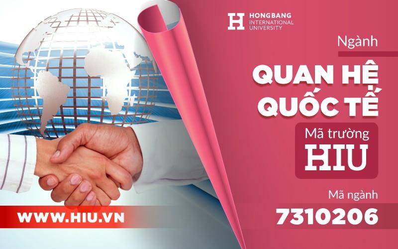Cử nhân Quan hệ quốc tế giảng dạy hoàn toàn bằng tiếng Anh duy nhất tại Việt Nam