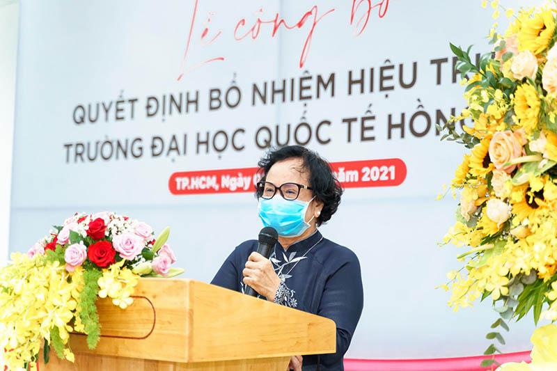 PGS.TS Trần Thị Trung Chiến