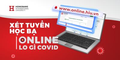 Nắm bắt cơ hội vào đại học xét tuyển học bạ online vào HIU ngay!