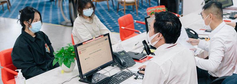 Xét học bạ Đại học Quốc tế Hồng Bàng