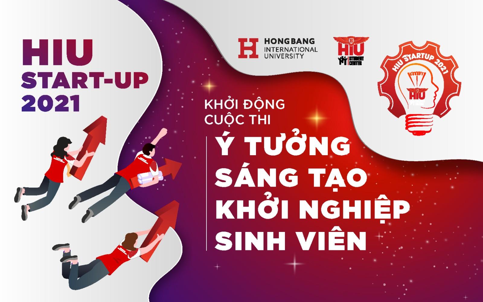 Khởi động cuộc thi ý tưởng sáng tạo khởi nghiệp sinh viên – HIU Start-Up 2021