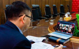 Đại học Quốc tế Hồng Bàng xét tuyển nghiên cứu sinh Việt Nam học đầu tiên bằng hình thức trực tuyến